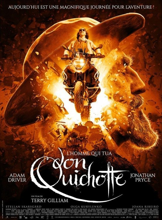 Poster #2 poster for The Man Who Killed Don Quixote