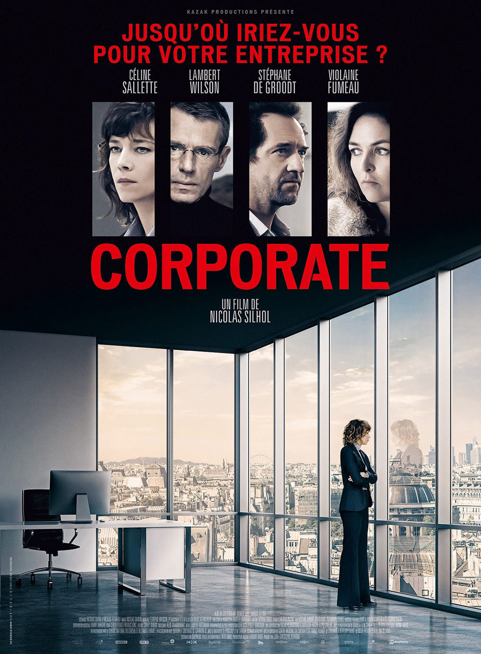 Francia poster for Corporate