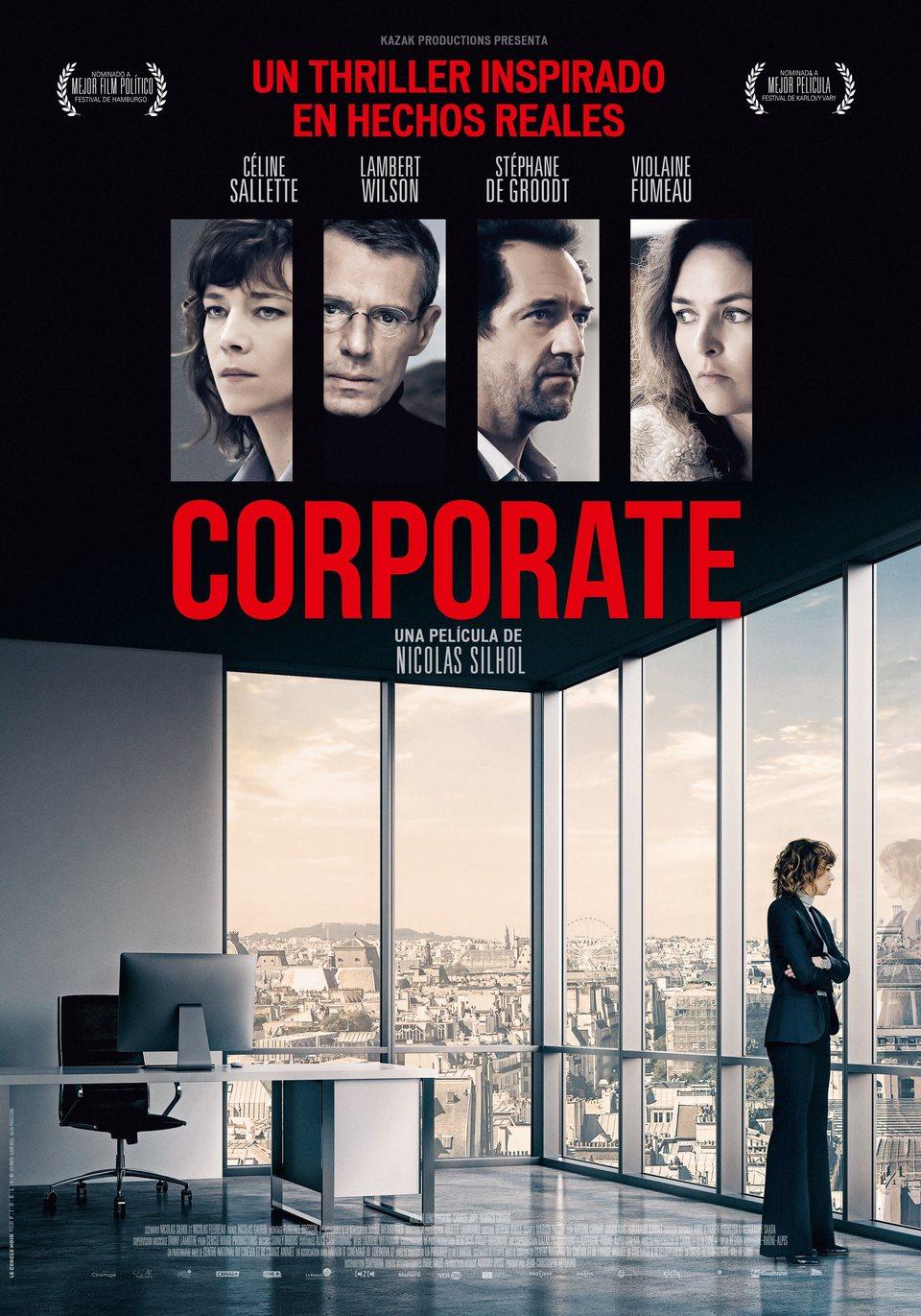 España poster for Corporate