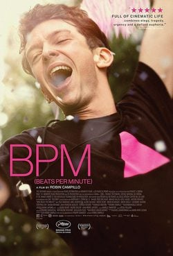 BPM (Beats Per Minute) poster