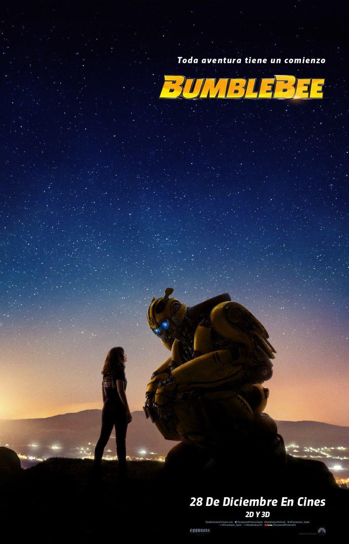 España poster for Bumblebee