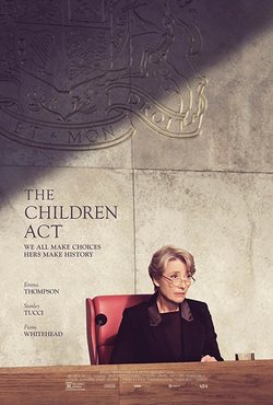 The Children Act poster