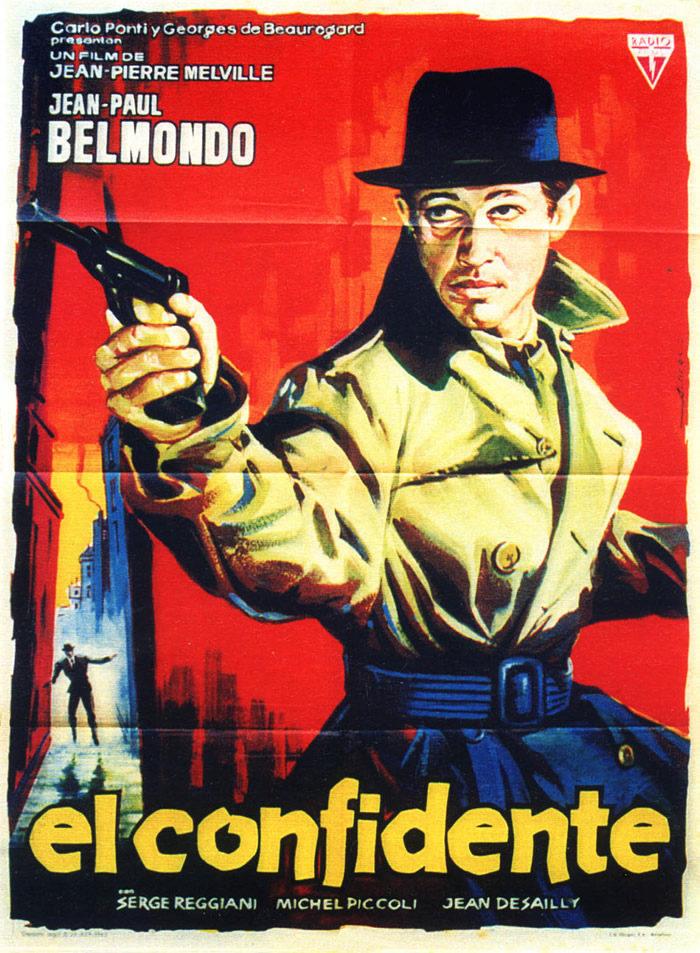 España poster for Le Doulos