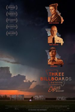 Three Billboards Outside Ebbing, Missouri poster