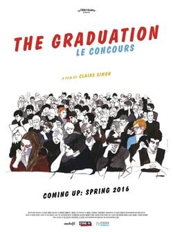 The Graduation poster