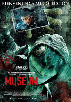 Museum poster