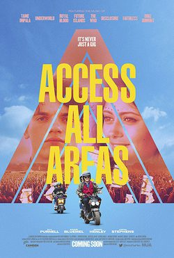 Access All Areas poster