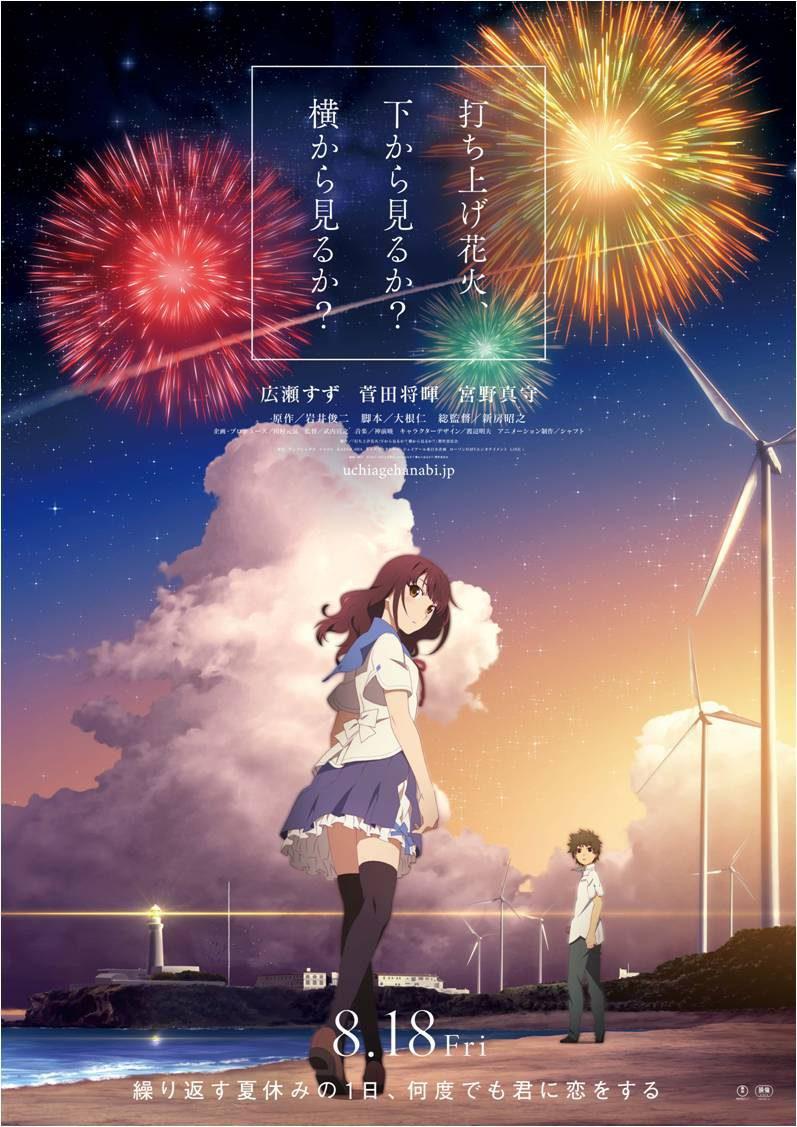 Cartel internacional poster for Fireworks