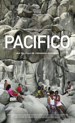 Pacifico poster