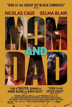 Mum and Dad poster