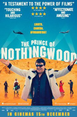 The Prince of Nothingwood poster