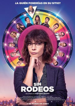 Sin rodeos poster