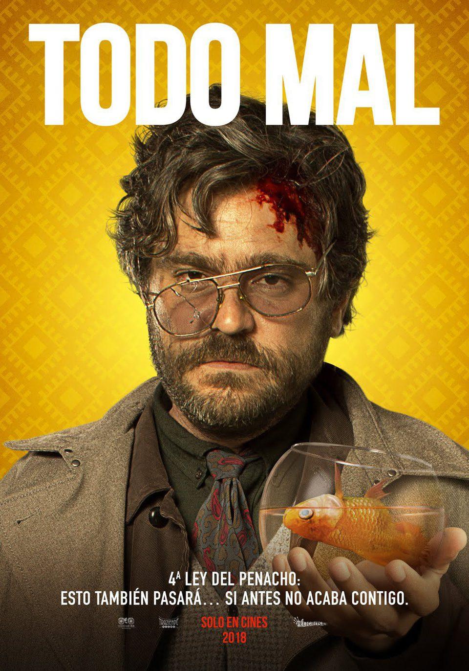 póster 4 poster for Todo mal