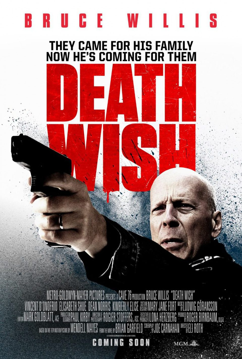 poster for Death Wish