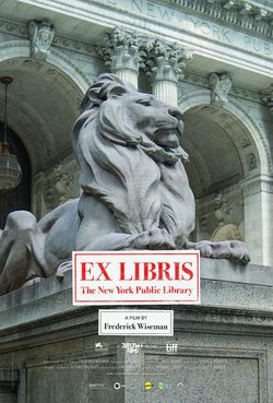 Ex Libris: The New York Public Library poster