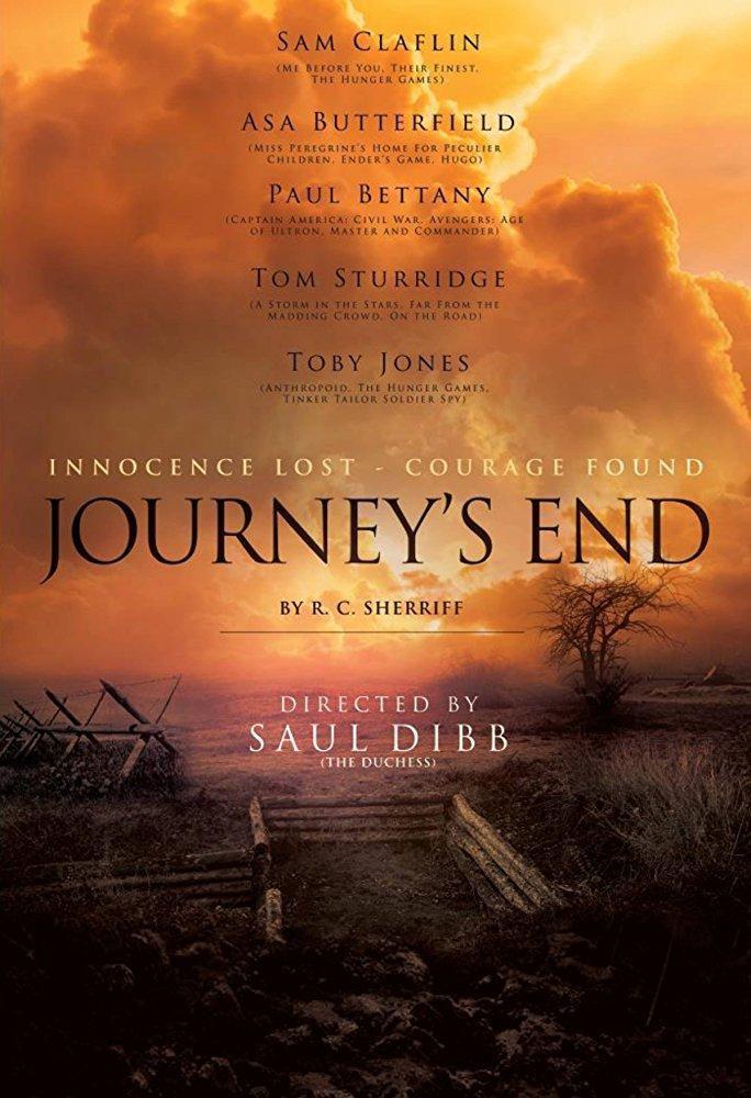 teaser poster poster for Journey's End