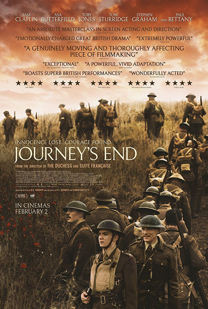 póster poster for Journey's End