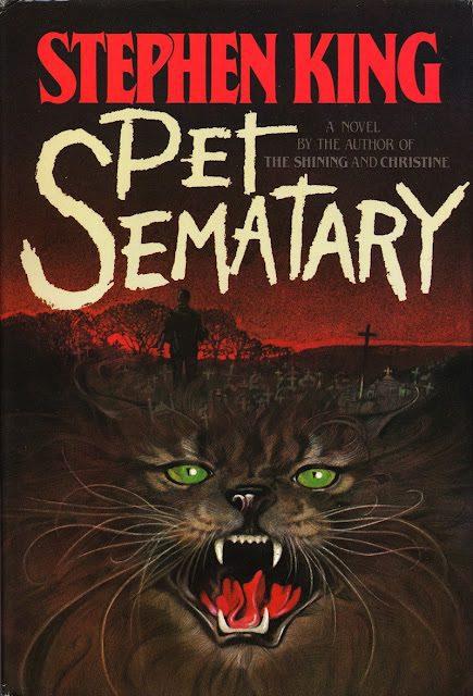 Teaser Pet Semantary poster for Pet Sematary