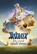 Astérix: The secret of magic potion