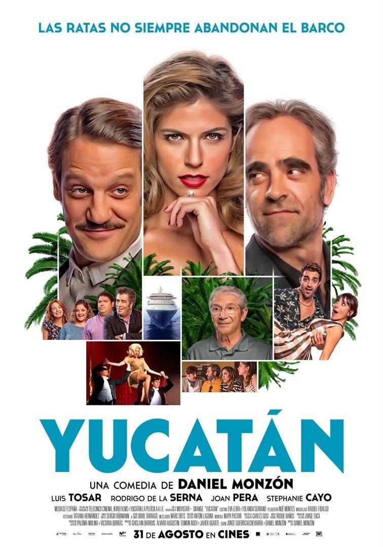 Yucatán #2 poster for Yucatán