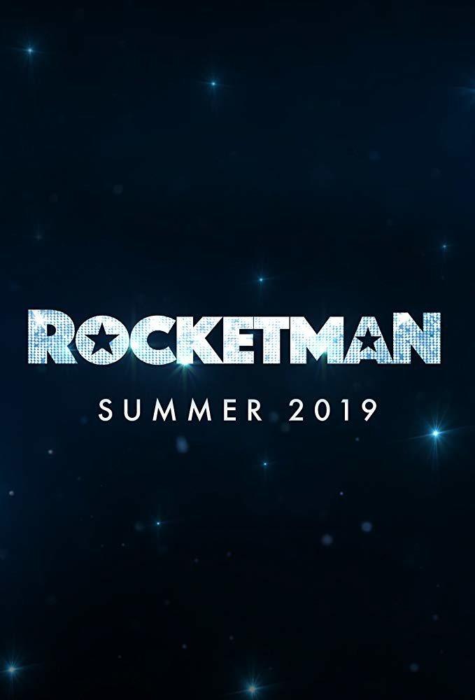 Teaser poster for Rocketman