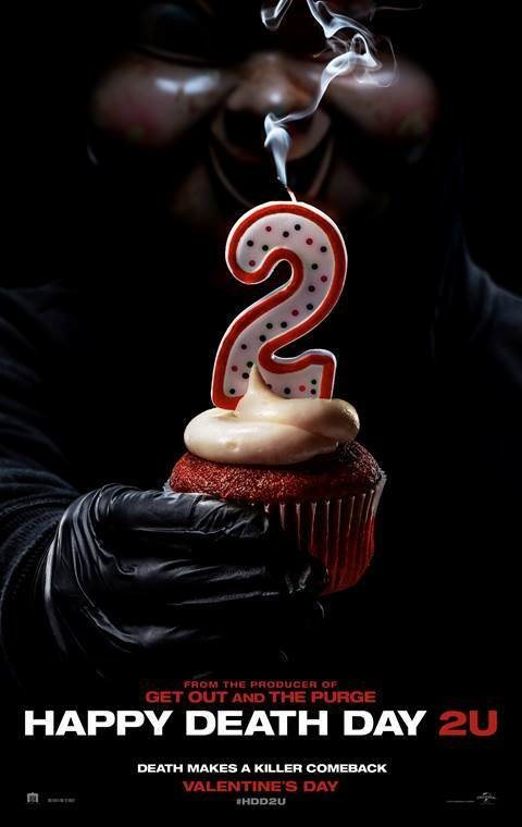 Happy Death Day 2U poster for Happy Death Day 2U