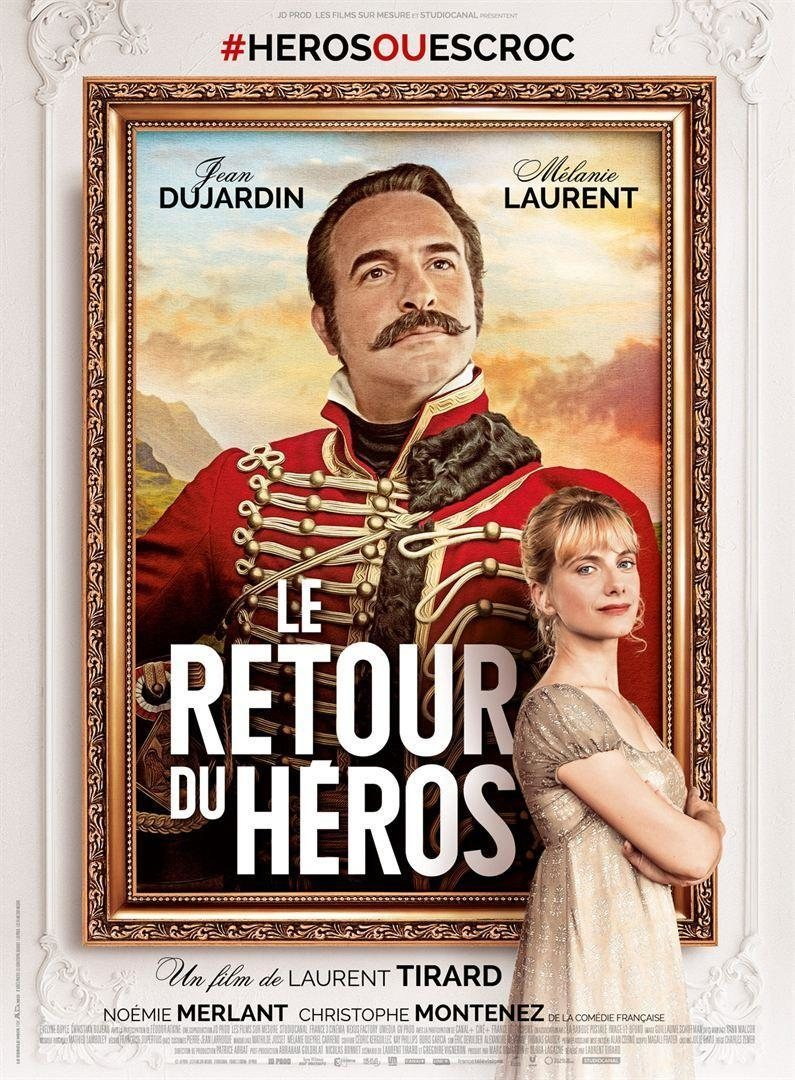 Le retour du héros poster for Return of the Hero