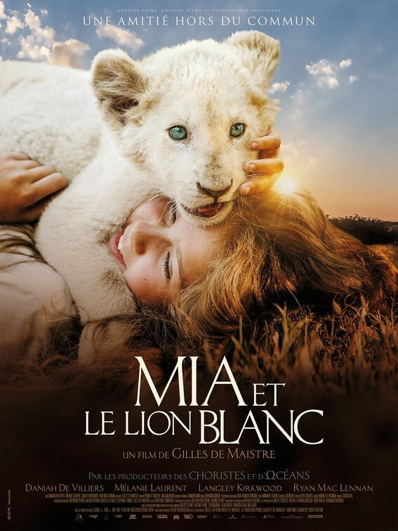 Francia #2 poster for Mia and the White Lion