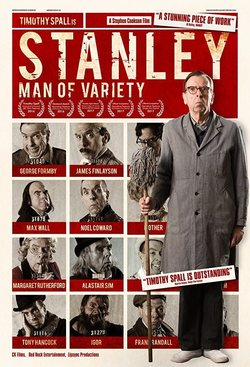 Stanley a Man of Variety poster