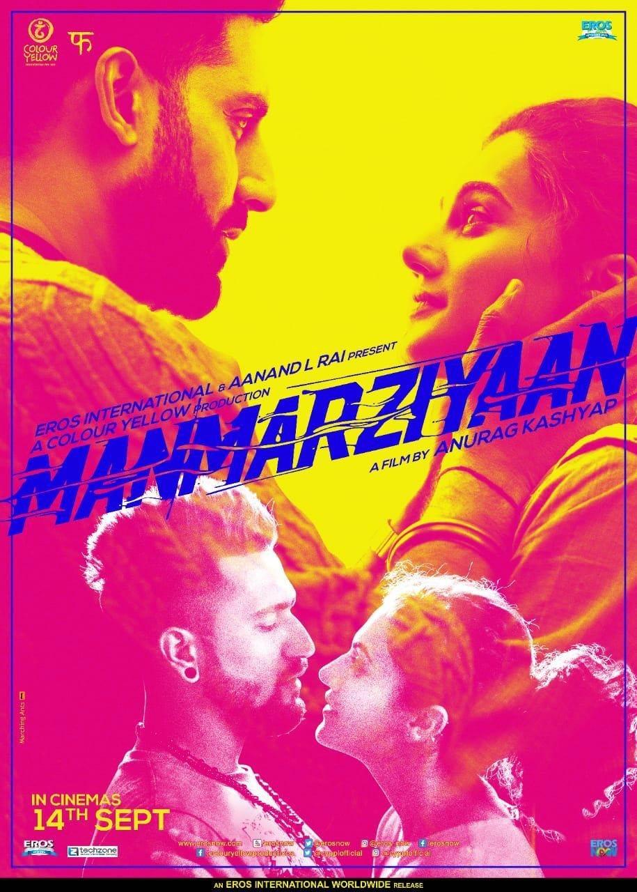 poster for Manmarziyan