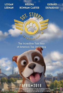 Sgt. Stubby: An Unlikely Hero poster