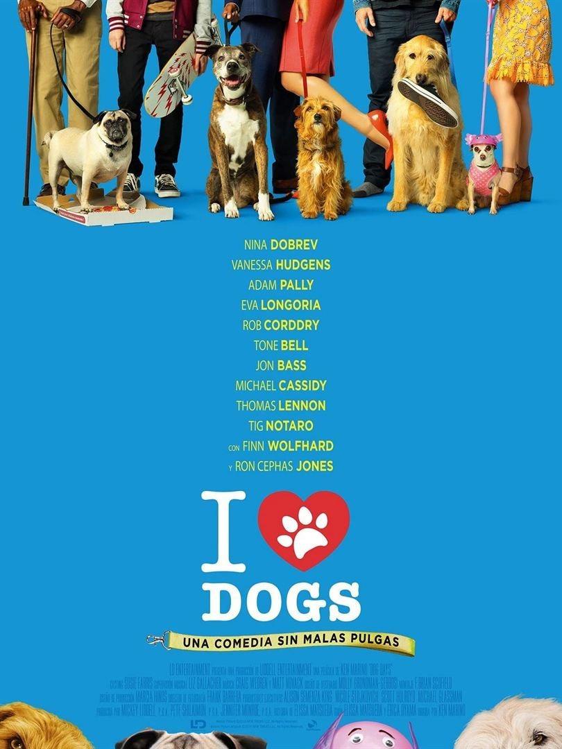 España poster for Dog Days