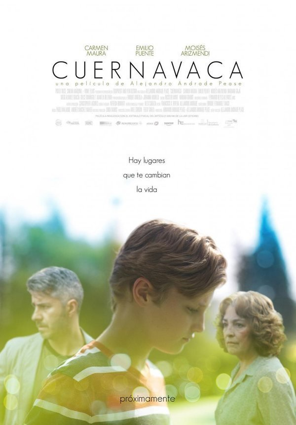 Cartel original poster for Cuernavaca
