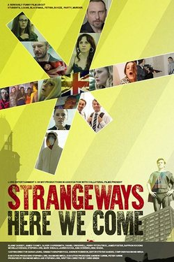 Strangeways Here We Come poster