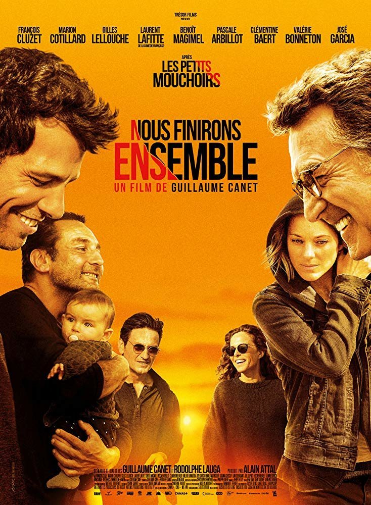 POSTER poster for Nous finirons ensemble