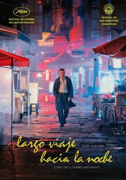 Long`s day journey into night poster