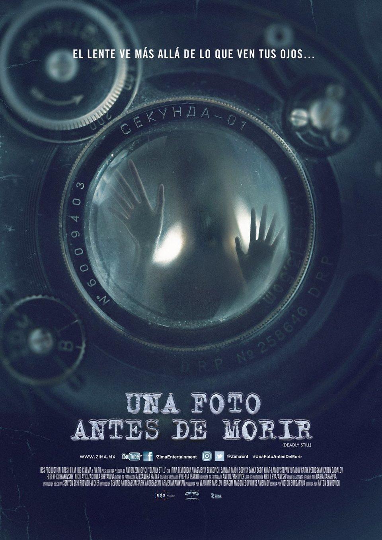 UNA FOTO ANTES DE MORIR poster for Deadly Still