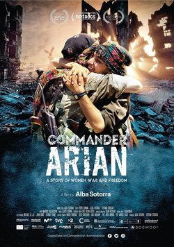 Commander Arian poster