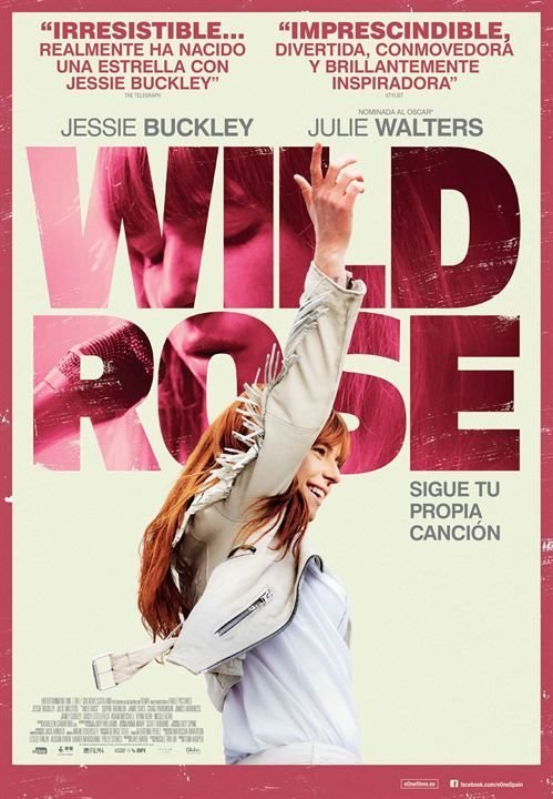 Wild Rose poster for Wild Rose