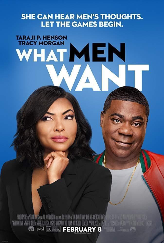 Póster inglés #2 poster for What Men Want