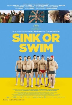Sink or swim poster