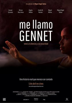 My name is Gennet poster