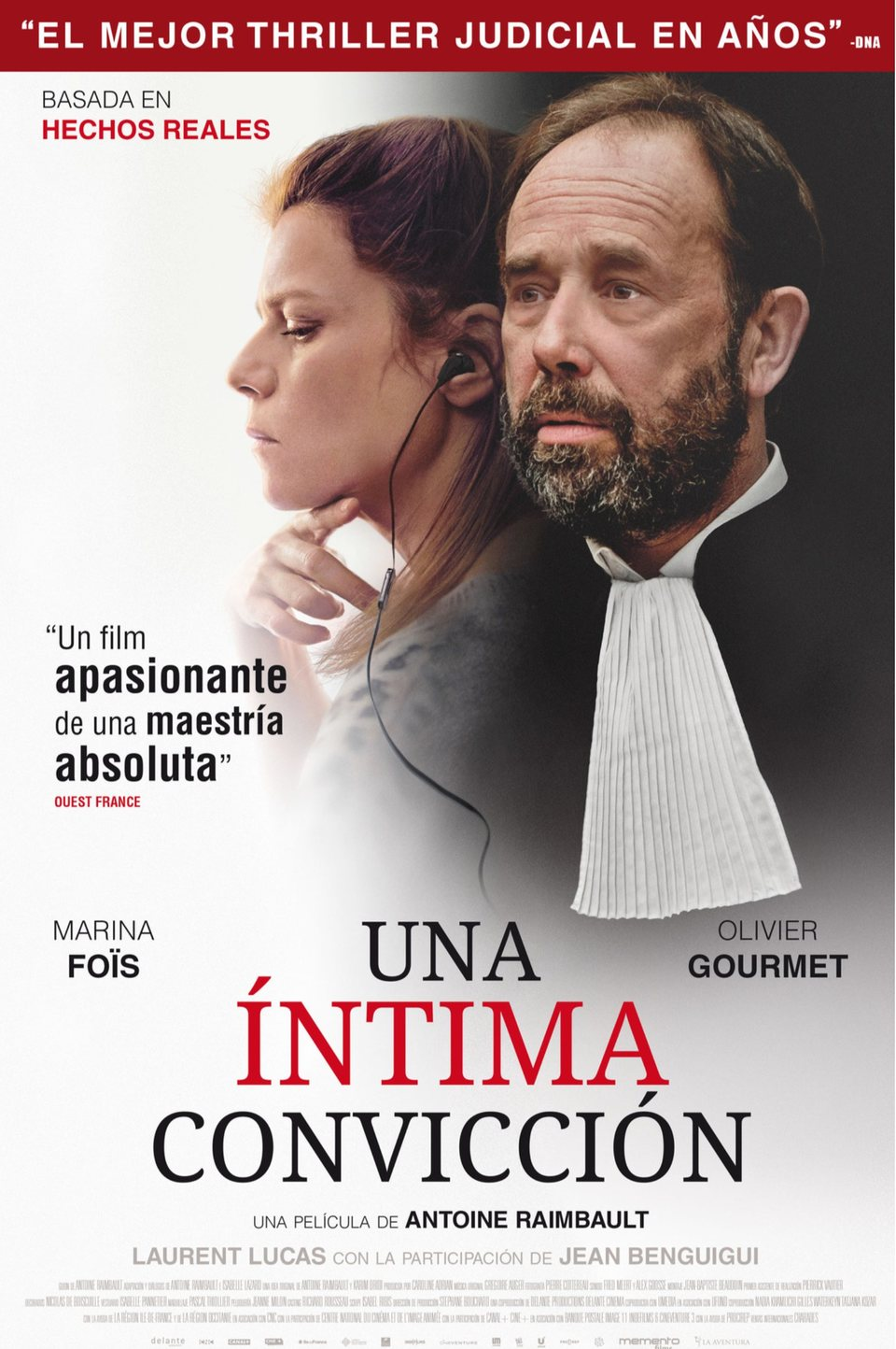 España poster for Conviction