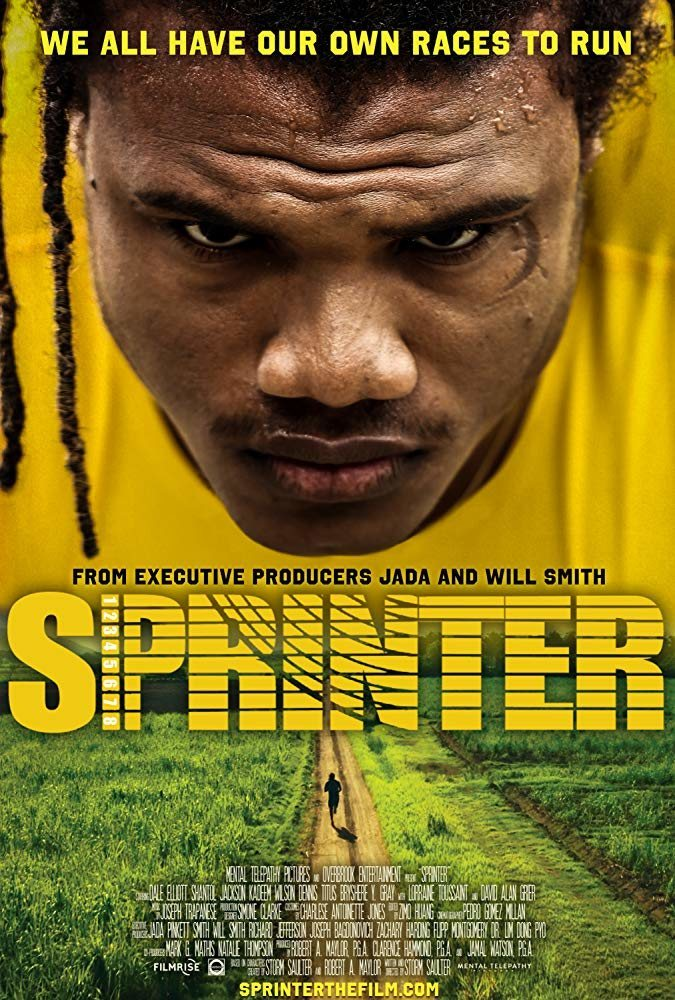 Inglés poster for Sprinter