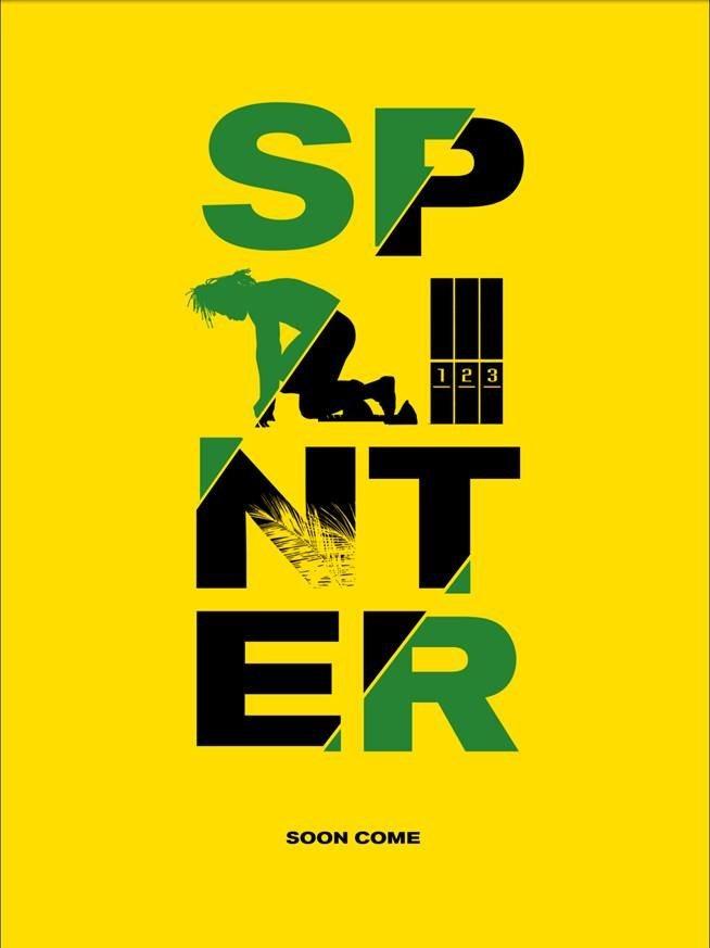 Inglés #2 poster for Sprinter