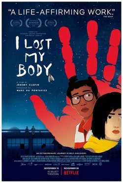 I Lost My Body poster