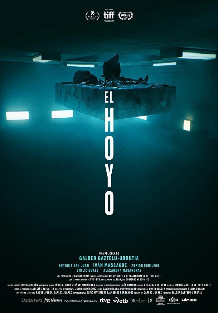 España poster for The Platform