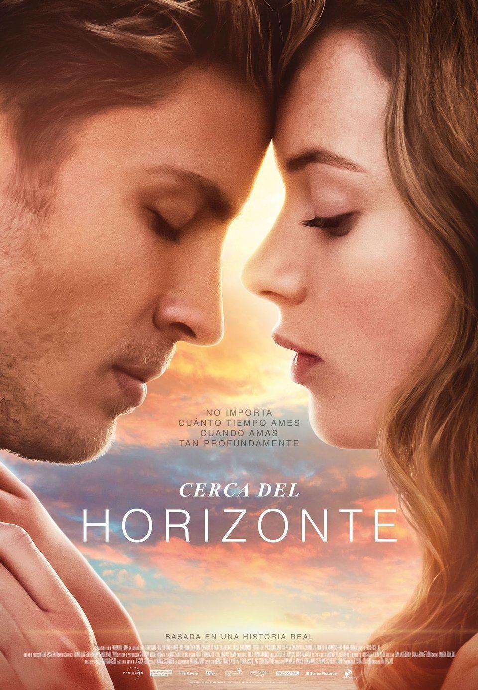 España poster for Close to the Horizon