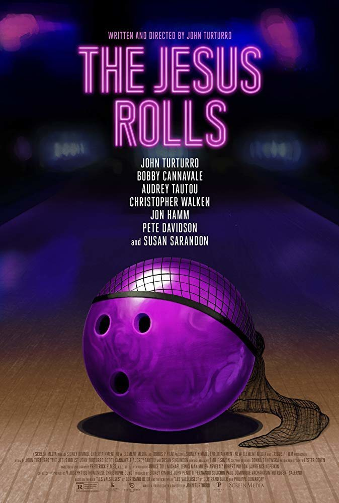 The Jesus Rolls poster for The Jesus Rolls