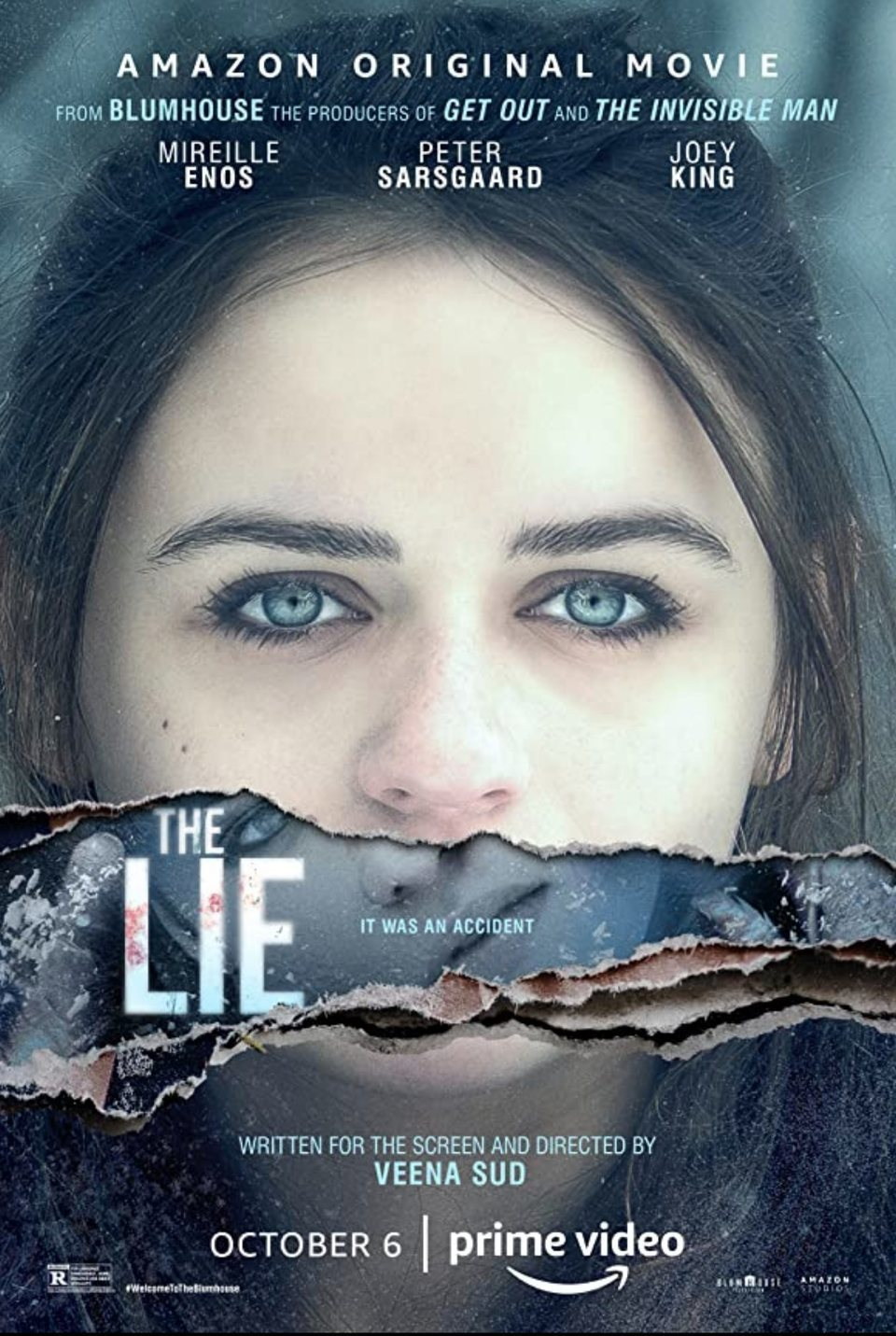 EE.UU. poster for The Lie